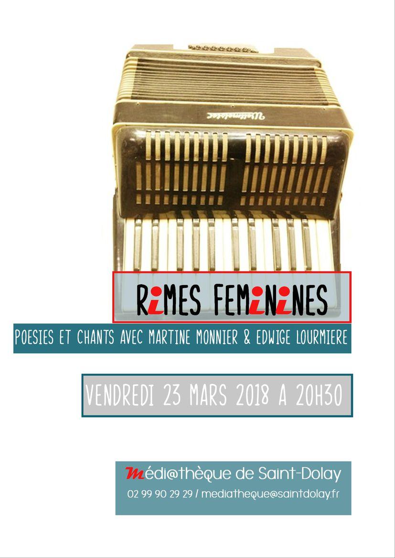 18 rimes féminines
