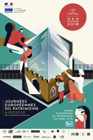 18 JEP affiche nationale